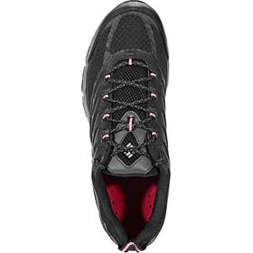 Columbia Ventrailia II Outdry Low Shoe Men Black/Red Velvet